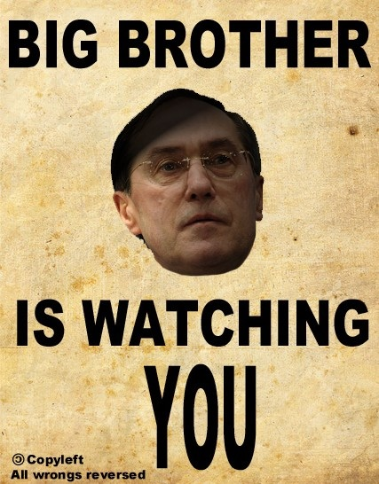 """big brother is watching you essay """"big brother is watching you"""" is a famous quote from the famous novel 1984 written by george orwell the prophecy orwell made in this quote has vastly turned into reality the technologies that we almost cannot live without these days are manipulating our thoughts and point of views at each and every steps of our lives."""