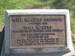 Santa Monica Route 66 001