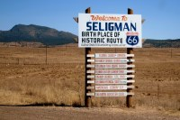 seligman-az-sign