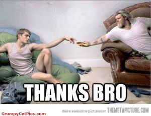 Funny-Real-Life-Guy-Exchanges-Sandwich-With-God-Cute-Picture
