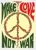 14088233-make-love-not-war-hippie-illustration