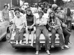 Hippies Smoking Weed 1960 Express Your Inner Hippie