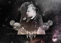 Phrame Designs - Friedrich Nietzsche by Phrame!