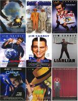 Jim Carrey movie posters #1