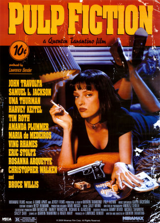 pulp-fiction-cover-with-uma-thurman-movie-poster