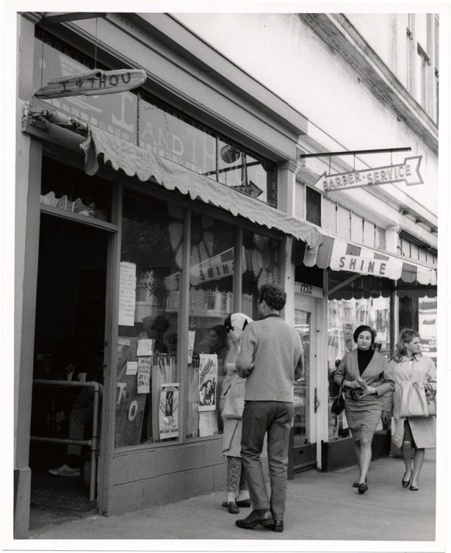 Various - Haight-Ashbury In The Sixties!
