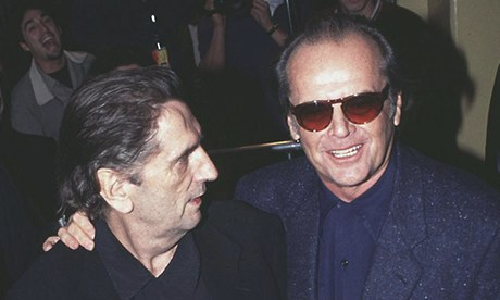 Harry Dean Stanton with Jack Nicholson