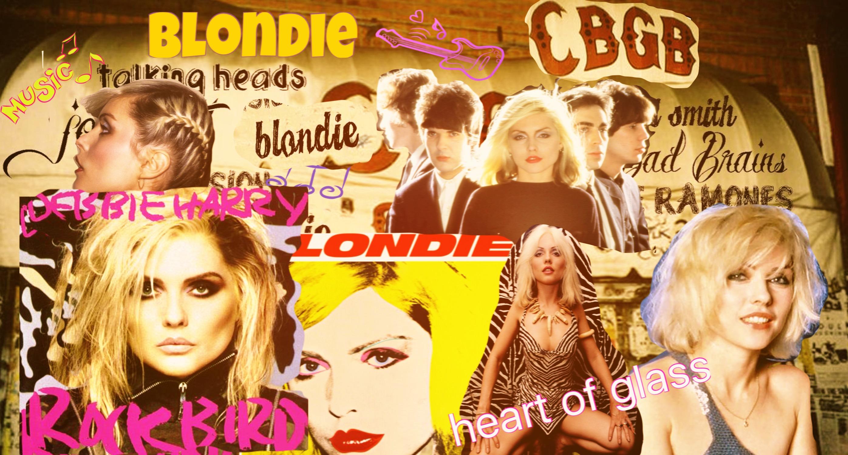 Blondie acquire head