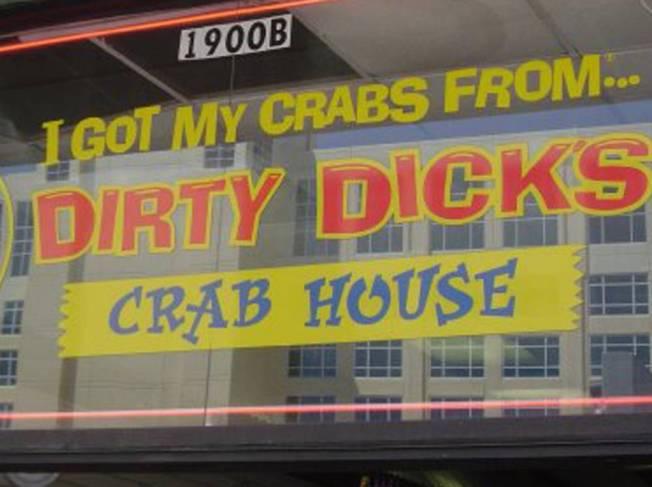 crab house NY